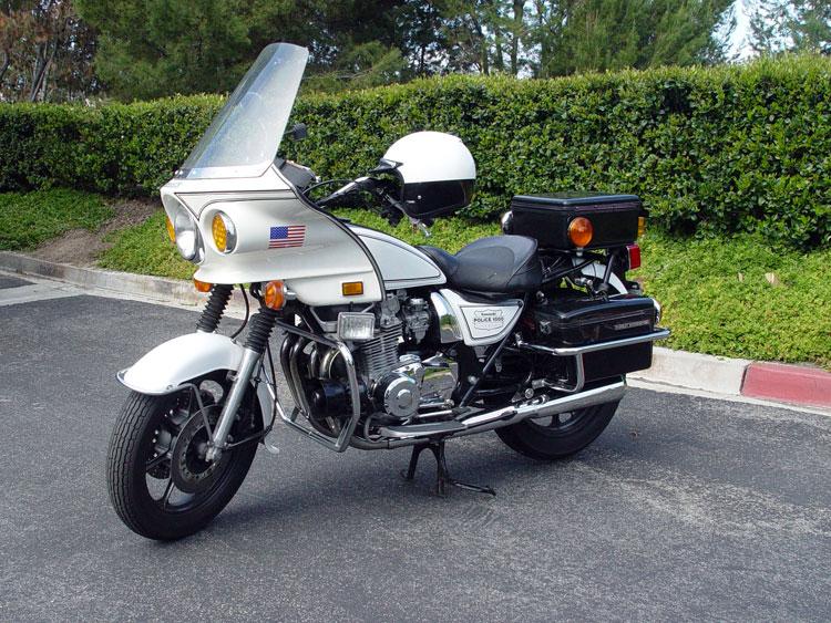 Be like Ponch - Ride an ex-cop Kz1000! - EPautos - Libertarian Car Talk