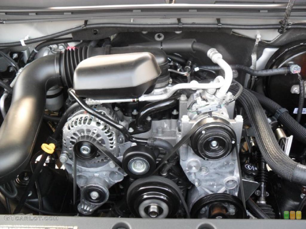 2012 Chevy Silverado 1500 Epautos Libertarian Car Talk Vortec Engine The