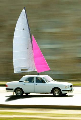 Sail Car