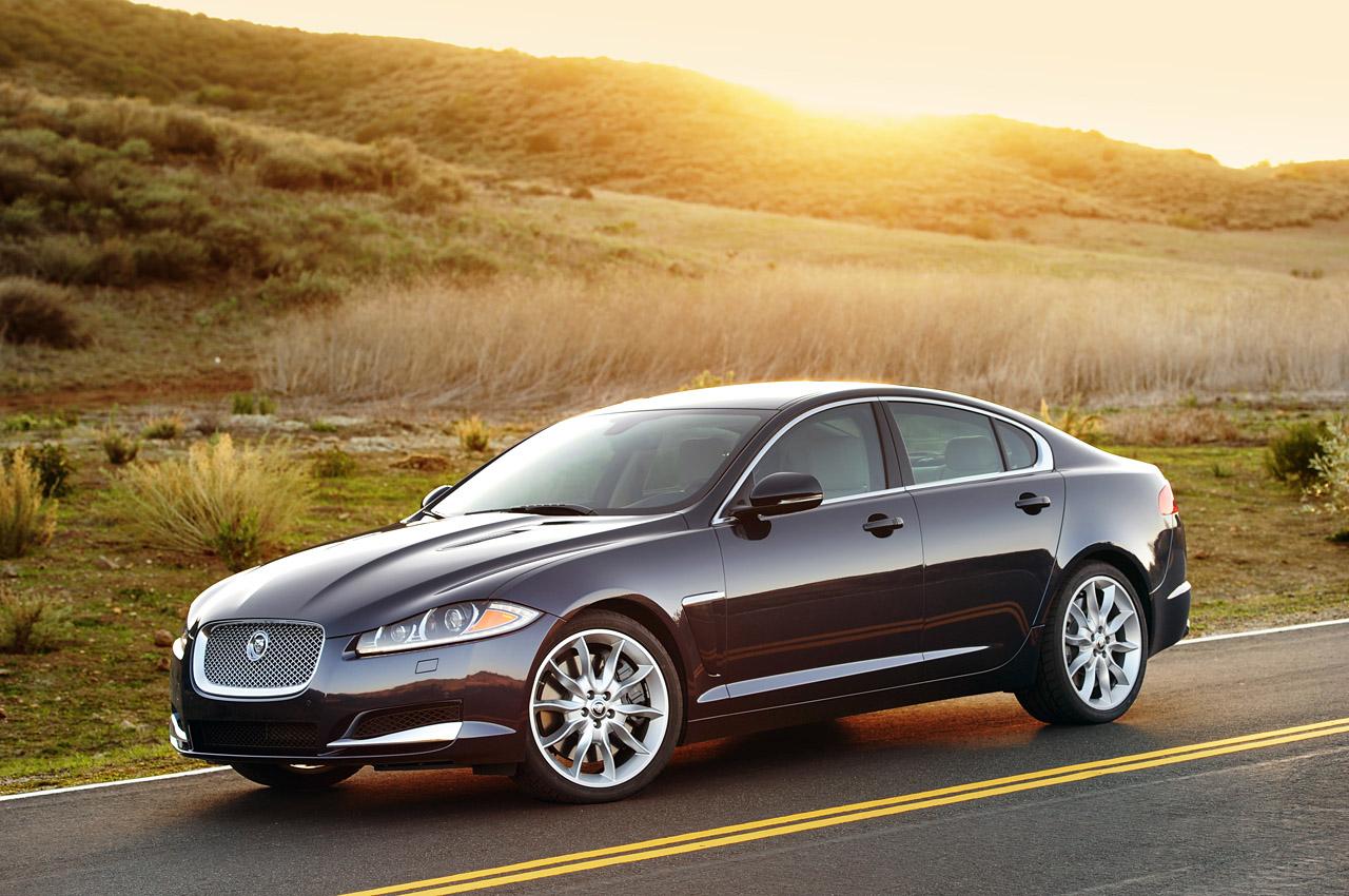 Jaguar XF EPautos Libertarian Car Talk - 2012 jaguar xfr review