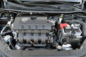 Sentra engine