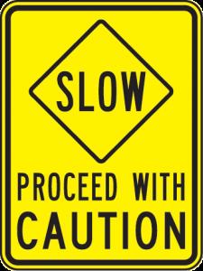 caution pic