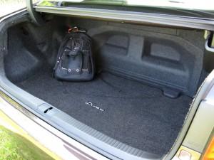 ES 300 trunk