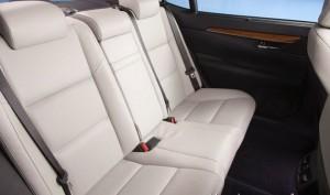 ES back seats
