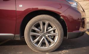 RX wheel