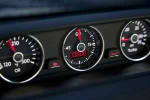 TDI accessory gauges
