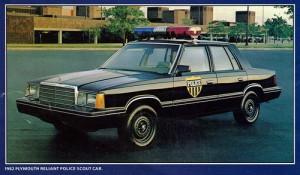 cop k car