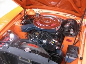 maverick engine 2