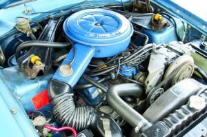 maverick engine