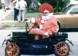 Clown Clover