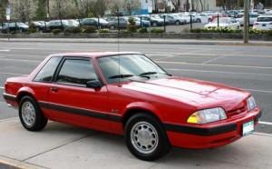 Mustang LX
