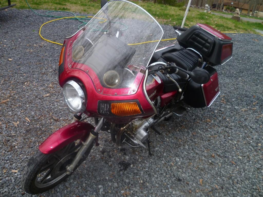 Kawasaki KZ1100