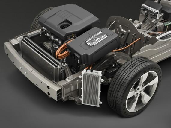 EV hybrid