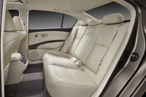 RL back seats