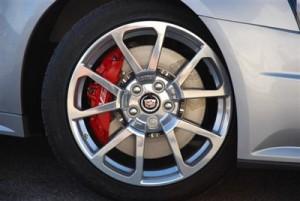 CTS-V brakes
