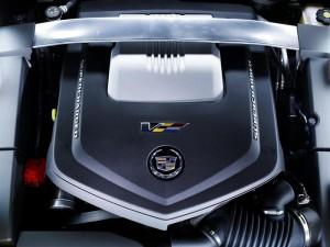 CTS-V engine