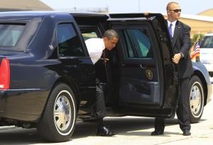 dear leader limo