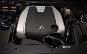 2013 ES350 engine