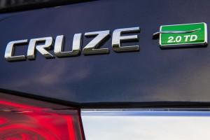 Cruze close-up