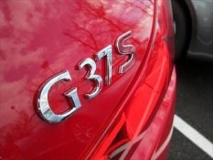 G37 S close up