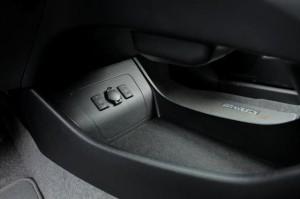 Prius console