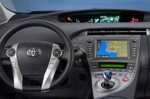 Prius dash 2