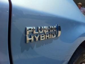 """Prius """"plug in"""""""