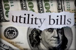 Prius utility bills
