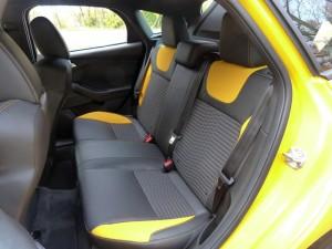 ST back seats