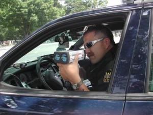 radar cop