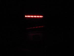 2013 MKZ warning light