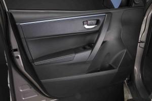 2014 Corolla door