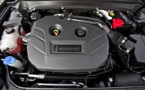 MKZ 2.0 engine