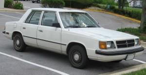 crappy K car