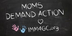 idiot moms gun control