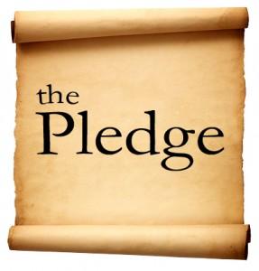 pledge picture