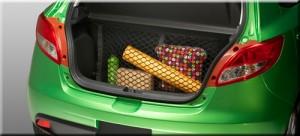 2013 Mazda2 cargo picture