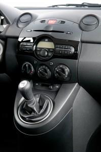 2013 Mazda3 shifter