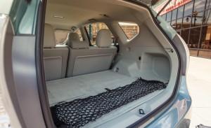 2013 Prius V cargo area