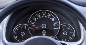 2014 Beetle TDI gauge picture