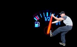 gas mileage picture