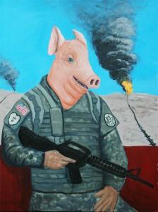 military pig