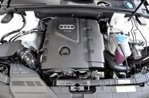 2014 Allroad engine
