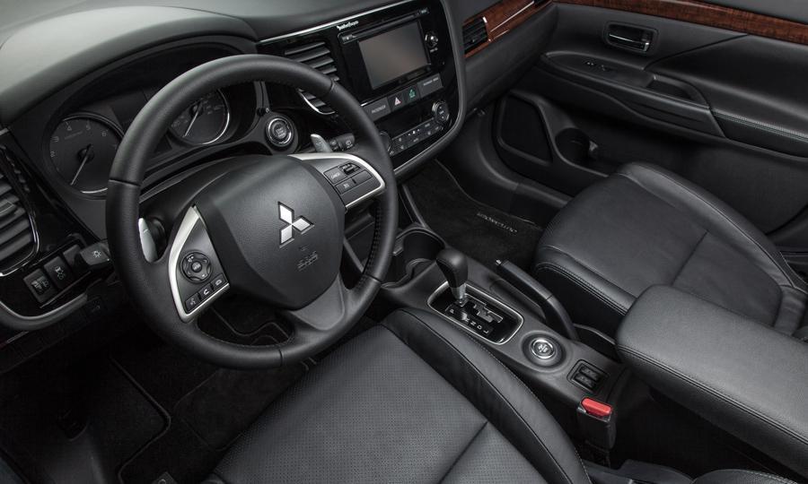 Mitsubishi Outlander 2014 Price 2014 Outlander interior shot