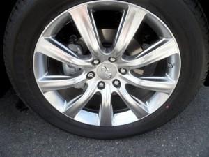 2014 QX wheels