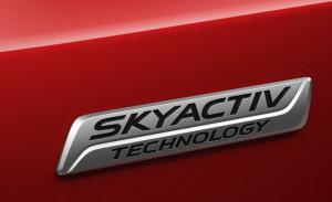 2016 6 Skyactiv badge
