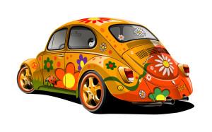 VW Hippie 2