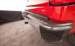 2014 Silverado bumper step