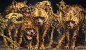 hyenas pic