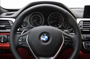 '14 435i steering wheel